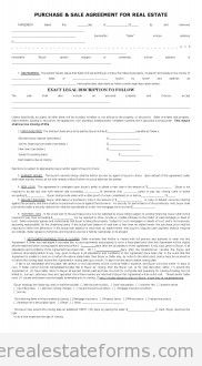 SALES CONTRACT FOR BUYING SUBJECT TO