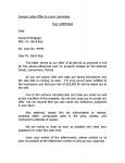 Sample Letter Offer to Junior Lienholder
