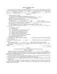 Attorney's Preliminary Report