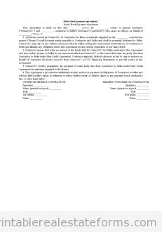 Duties of Subcontractor 2