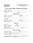 RENTAL & OWNER FINANCE APPLICATION
