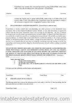 lease addendum form free mold addendum form print. Black Bedroom Furniture Sets. Home Design Ideas