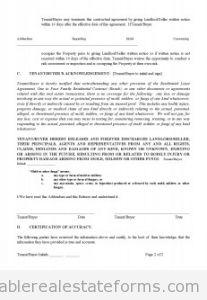 Addendum Regarding Mold