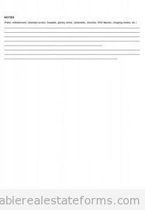 Property Fact Sheet