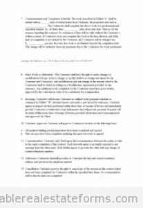 Indep Contractor Agreement